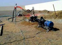حفر آبار المياه للمنازل والمزارع. بأسعار حلوه