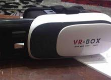 نضارات العالم الافتراضي 3D vr