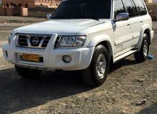 +200,000 km Nissan Patrol 2003 for sale