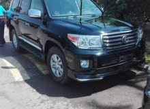 Automatic New Toyota Land Cruiser