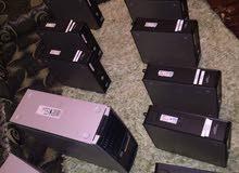 كيسات كمبيوتر شغالت امورهم طيبه للبيع 250 دينار
