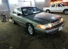 For sale 1999 Green Crown Victoria