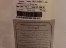 قيزار نوع مصري  حجم 47 لتر  بحالت لجديد. استخدام 15 يوم  للبيع