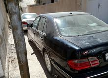 سيارة مرسيدس 2001 كمبرسور