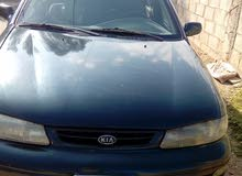 Used condition Kia Sephia 1997 with  km mileage