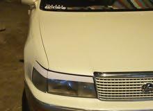 White Lexus LS 1991 for sale