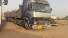 فولفو fh- 420 l موديل 95 مع عربتها