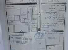 أرض للبيع سكني تجاري شياع الخرابه في منطقه صور بعد منطقه العيجه وسط الخدمات