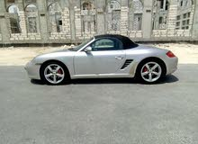 Porsche Boxster-S Type: Convertible Car Year: 2008