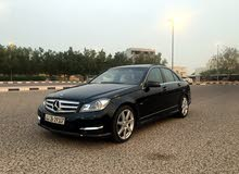 km Mercedes Benz C 200 2012 for sale