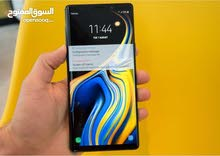 Samsung note 9 ( with warranty)