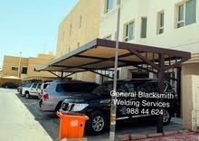 أفضل انوأع مظلات سيارات في الكويت