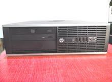 للمهتمين بالجرافيكس +الالعاب HP ELITEBOOK 6200 DESKTOP - CORE I3 خصم خاص للكميات