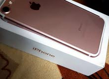 iphone 7 (Rose Gold)256GB in Excellent condition