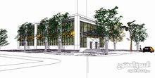 هيكل حديدي للبيع  نظام مبنى او سوق او هنقر دورين جديدبحري موجودفي حاوياتة400ألف