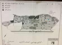 ارض من نقابه المهندسين في منطقه موبص رقم 1 كما هو موضح بالمخطط المرفق