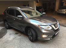 Grey Nissan X-Trail 2017 for sale