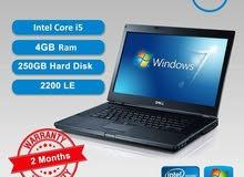 Dell e6410)اللاب ال core i5 ا  بسعر مميز
