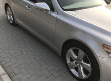 Used Lexus LS for sale in Fujairah