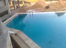 شركة البحر الصغير لبناء أحواض السباحة
