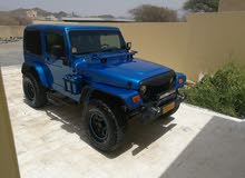 Available for sale! 0 km mileage Jeep Wrangler 2003