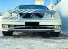Silver Lexus GS 430 2001 for sale