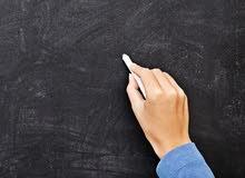 مدرس خصوصي -bilingual teacher