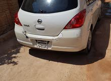 2008 Nissan Tiida for sale in Benghazi