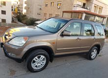 Honda CR-V 2004 For sale - Gold color