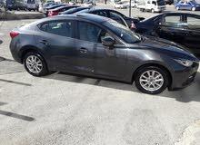 Mazda 3 2015 For sale - Grey color