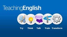 مدرس لغة إنجليزية خصوصي  Private English Teacher