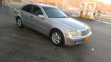Grey Mercedes Benz C 180 2003 for sale