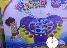 العاب صيد السمك