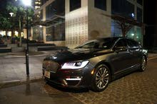 Automatic Lincoln 2017 for sale - Used - Amman city