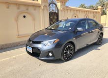 Toyota Corolla car is available for sale, the car is in Used condition