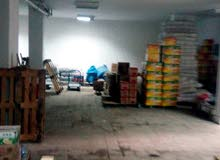 مخزن لقطة للبيع بمدينة نصر الحى الثامن 212م على شارع رئيسي