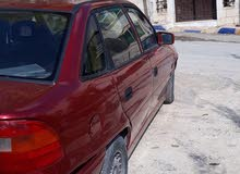 Automatic Maroon Opel 1998 for sale