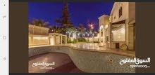 فيلا شبه قصر في عبدون علي الشارع الرئيسي بناء 1800 ارض 1100