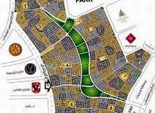 للبيع ارض بالتجمع الخامس بيت الوطن