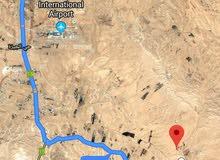 للبيع ارض 100 دونم في الحمام الشرقي جنوب عمان