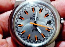OMEGA Dynamic 1970's Geneve Rare Racing Dial Automatic Date