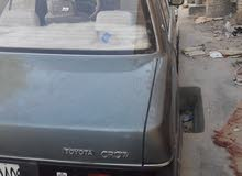 Automatic Grey Toyota 1990 for sale