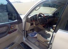 Gasoline Fuel/Power   Toyota Land Cruiser 2000