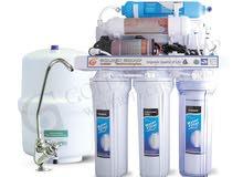 فلتر اقتصادي 6 مراحل R.O لتنقية مياه الشرب