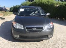 Grey Hyundai Elantra 2007 for sale