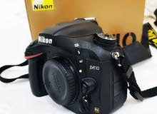 Nikon D610 - Full Fream Camra - only body - new condition