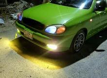 For sale Daewoo Lanos car in Amman