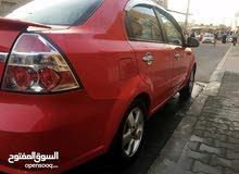 Automatic Red Chevrolet 2009 for sale