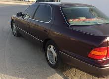 Gasoline Fuel/Power   Lexus LS 1998