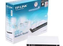 راوتر TP- Link حالة ممتازة